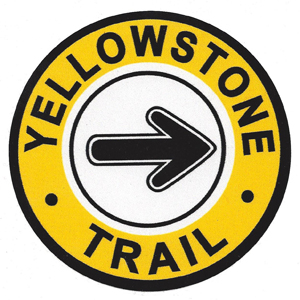 YellTrailSticker