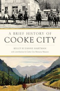 A Brief History of Cooke City book cover